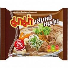 MAMA - Rice Vermicelli Stew Pork Flavour 30x50g