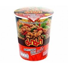 MAMA CUP - SPICY BASIL STIR-FRIED INSTANT NOODLES