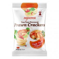 MANORA - Tom Yum Flavoured Prawn Crackers 50g