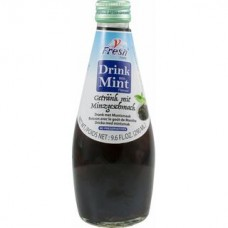V FRESH - Grass Jelly With Mint Drink 290ml