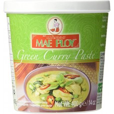 MAE PLOY - Green Curry Paste 400g