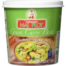 MAE PLOY - Green Curry Paste 1kg