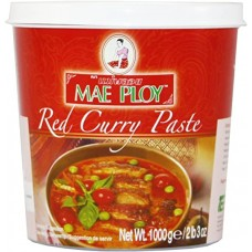 MAE PLOY - Red Curry Paste 1kg