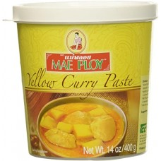 Mae Ploy - Yellow Curry Paste 400g