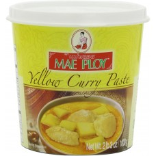 Mae Ploy - Yellow Curry Paste 1kg