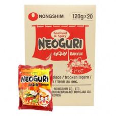 Nongshim - Neoguri Seafood & Spicy 20x120g