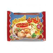 MAMA - Rice Vermicelli Moo Nam Tok Flavour 30x55g