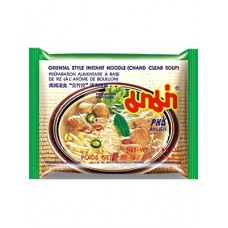 MAMA - Clear Soup Chandrauri Noodles 30X55G