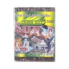 CHARM RICE - THAI BLACK GLUTINOUS RICE 1KG