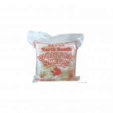 North South - Won Ton Wrappers (For Deep-Fry) 500g