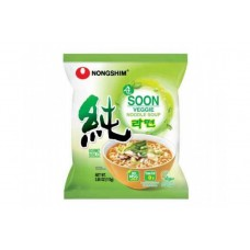 Nongshim - Soon Veggie Ramyun Noodle 120g