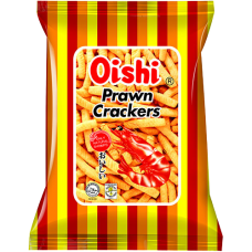 OISHI - Prawn Crackers 60g
