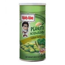 KOH KAE - Peanuts Nori Wasabi Flavour 230g
