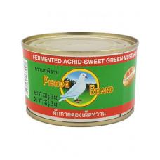Pigeon Fermented Acrid-Sweet Green Mustard 230g