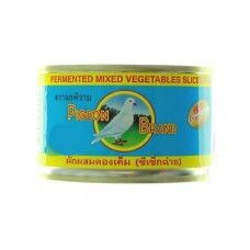 Pigeon Fermented Mixed Vegetable Slices In Tin 230g