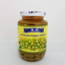 XO - Pickled young Grape - 454g