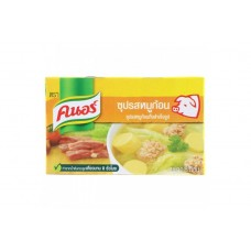 KNORR - Pork Flavour Stock Cubes 20g