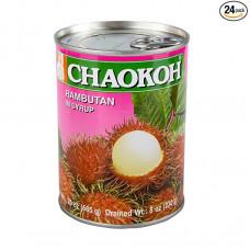 CHAOKOH - Rambutan In Syrup 565g