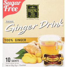 Ranong 100% Ginger Drink 10X5g
