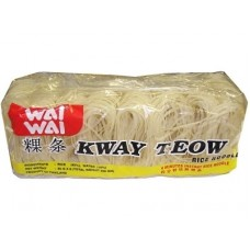 WAI WAI Kway Teow Rice Noodle 8x50g