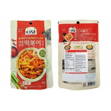 CJ Red Pepper Sauce For Tteobokki 150g