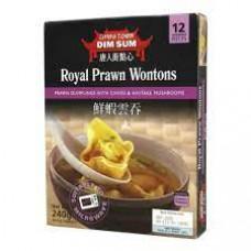 CHINA TOWN - Royal Prawn Wonton - 240g
