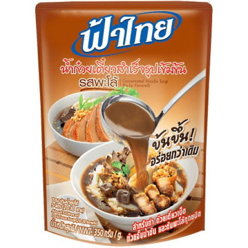 Fa Thai - Concentrated Noodle Soup (Pa-Lo) 350g