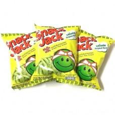 Snack Jack Green Pea Snack Orginal24x70g