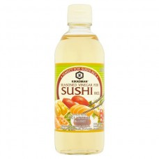 KIKKOMAN - Rice Vinegar 3% Acidity Seasoning for Sushi Rice 300ml