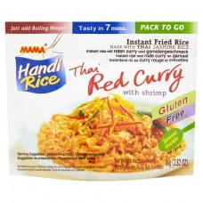 HANDI RICE - THAI RED CURRY+SHRIMP 80G