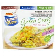 HANDI RICE - THAI GREEN CURRY+FISH 80G