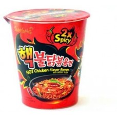 SAMYANG CUP - HOT CHICKEN 2XSPICY 70G
