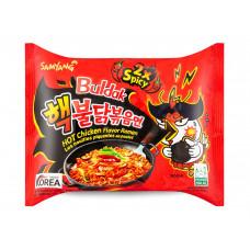SAMYANG - 2x Spicy Hot Chicken Ramen 140g