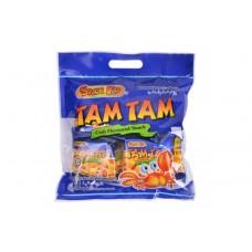 Snek Ku Tam Tam Crab Flavour Snacks 200g