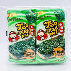 Tao Kae Noi - Roasted Seaweed (Korean Style) - 8 X 2g