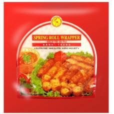 TAS BRAND - Gluten Free Spring Roll Wrapper 22cm 454g