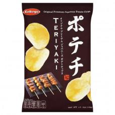 KOIKEYA - Teriyaki Potato Crisps 100g