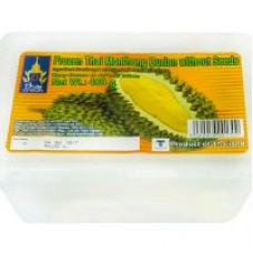 Monthong Durian/No Seeds 400g -Thai Crawn