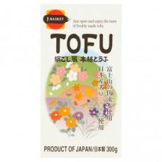 J-Basket Brand - Tofu In Carton 300g