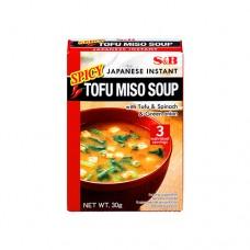 S&B Tofu Miso Soup 30g