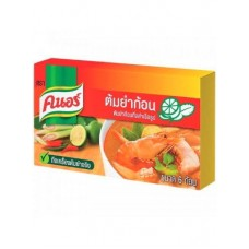 KNORR - Tom Yum Flavour Stock Cubes 24g