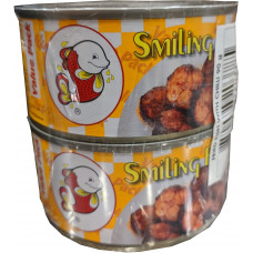 Smiling Fish - Fried Fish With Chilli 90g (Twin Pack)
