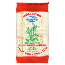 Bamboo Tree - Fresh Rice Vermicelli (Red Package) 400g