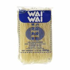 WAI WAI - Rice Vermicelli (Blue Pack) 0.8mm 500g