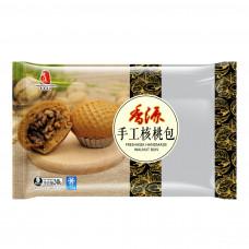 FreshAsia - Handmade Walnut Bun 6 Pieces 240g
