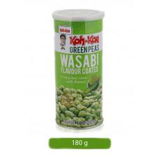 KOH KAE - Wasabi Flavour Coated Green Peas 180g