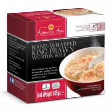 King Prawn Wonton Soup 145g - CP