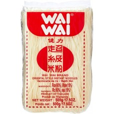WAI WAI - Rice Vermicelli (Red Label) 500g