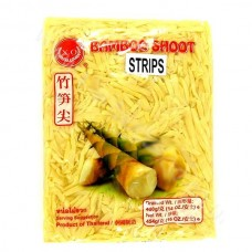 X.O - Bamboo Shoot (Strips) Vacuum Pack 454g