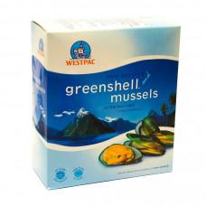 WEATPAC New Zealand Greenshell Mussels1k